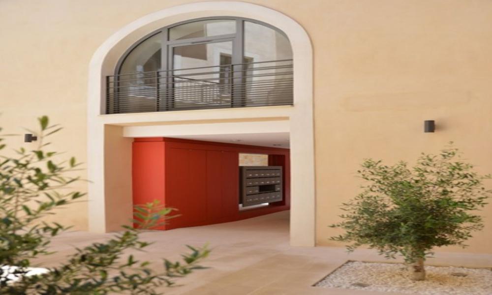 Aménagement d'un immeuble classé à Narbonne